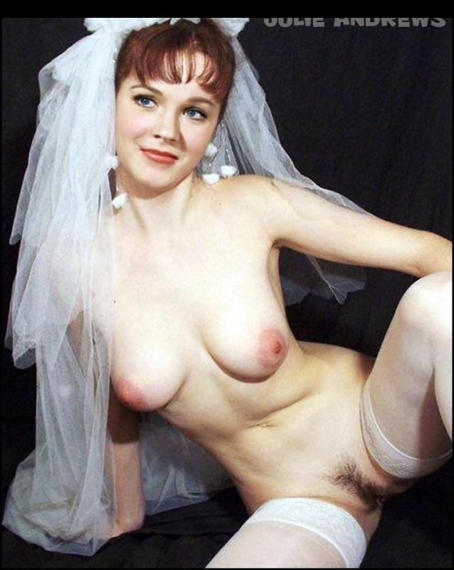 nude pictures of julie andrews