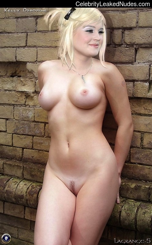 Osbourne pictures kelly nude