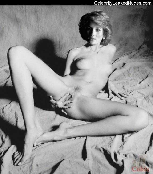 Diana spencer nude