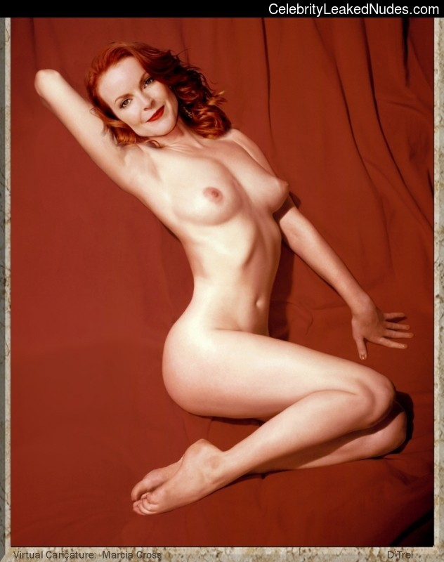 Marcia cross nude photos