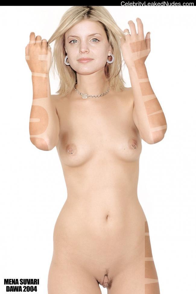 Mena survari nude