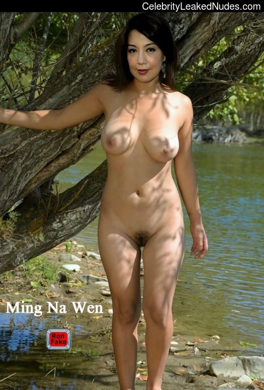 ming na wen naked