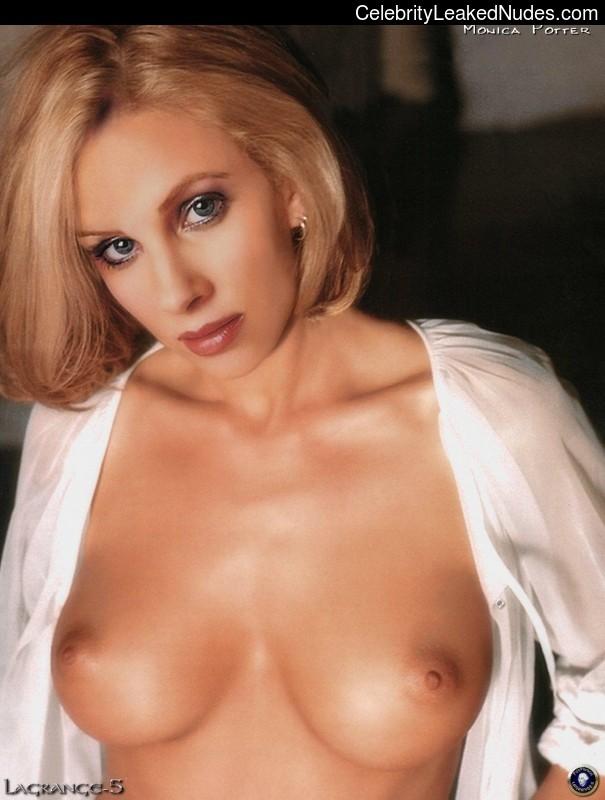 monica potter naked