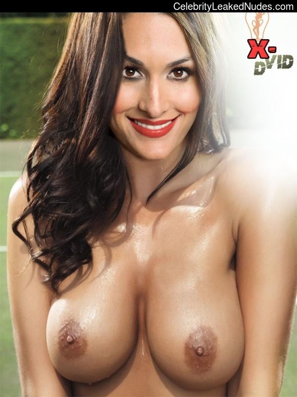 Nikki bella leak wwe