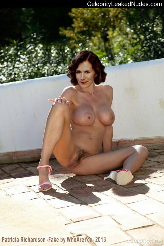 patricia richardson nude porn video