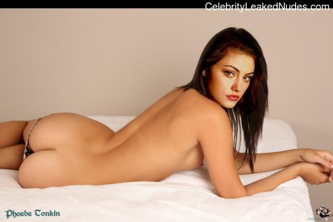 Phoebe tonkin naked pics