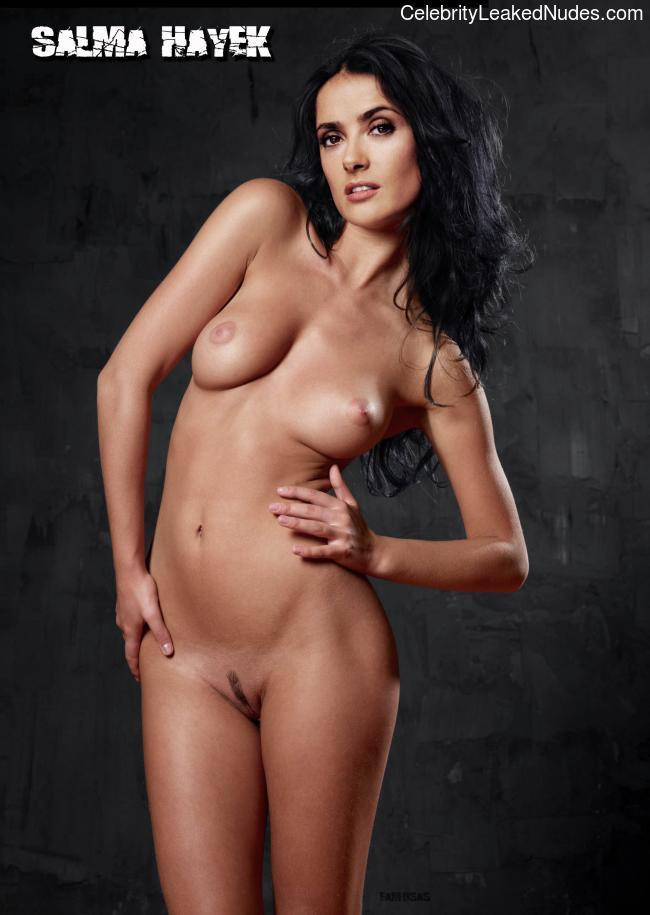 Salma hayek fake nude pics