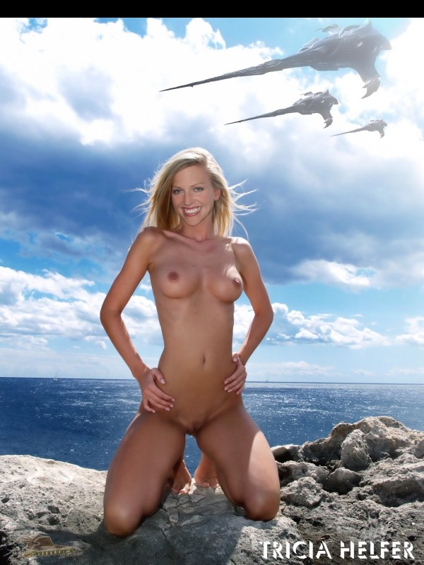 Tricia helfer naked pictures