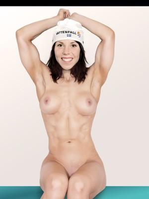 Charlotte Kalla Nude