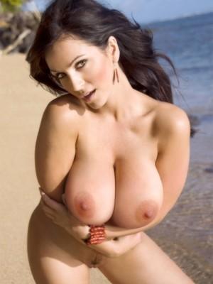 Denise milani nude photos