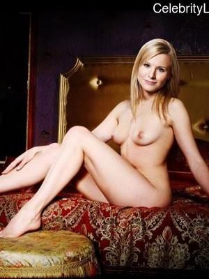 Kristen bell fake nude pics