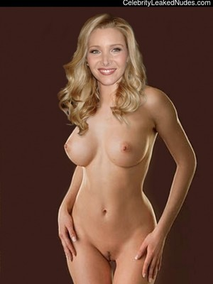 Lisa kudrow naked pictures